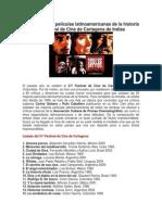 Las 25 mejores películas latinoamericanas de la historia del cine