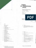 Tora. La tradicion Oral- Aminoaj.pdf