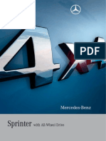 MBV Sprinter AWD Brochure