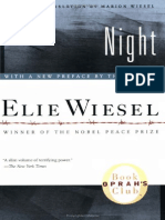 elie wiesel - night