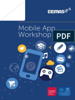 Mobile App Workshop Llandudno (Eng)