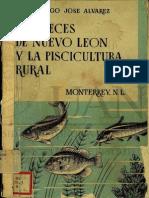 Los Pecesde Nuevo león y La Psicultura Rural