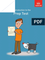 PrepTest2010 Introduction (ABRSM)