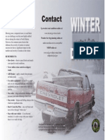 Winter Driving Brochure Rev 2009