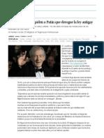 27 premios Nobel piden a Putin que derogue la ley antigay _ Sociedad _ EL PAÍS