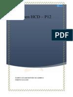 Examen HCD - P12