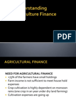 Agricultural Finance9031023123