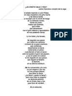 Un Cristo viejo y feo. romahn de la vega, carlos francisco.pdf