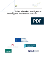 Profilling the Profession 2012-13