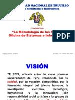 Metodologia 5s en La OSI - Walter Lopez Zarate