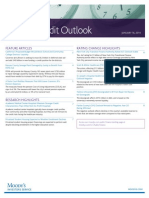 Weekly Credit Outlook for Public Finance - January 16 2014