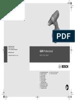 Bosh Gsr12-2 Manual