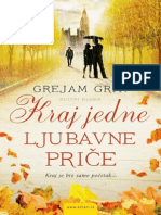 175323485 Graham Greene Kraj Ljubavne Price