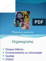 Primeiros Socorro Infantil( Power Point 97)
