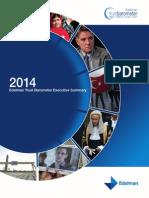 2014 Edelman Trust Barometer