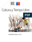 Anuario Cultura 2012