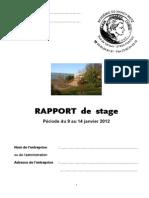 Rapport de Stage 3emes-3