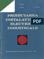 Proiectarea instalatiilor electrice industriale