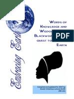 Embracing Earth 2007