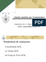 Clase CAD 001