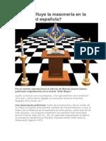 Masoneria en la España del siglo XX