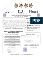 newsletter third grade january14hp