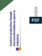Control Productivo Basado en Microcontroladores Para La Indus