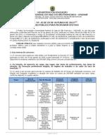 Edital de Abertura nº 45_2013
