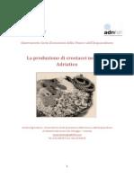 La Produzione Di Crostacei Nel Nord Adriatico