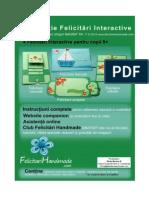 eBook Kit Creatie Felicitari Interactive Www.felicitarihandmade.com