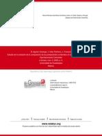 Estudio de La Variacion de La Composicion de Los Polisacaridos Contenidos en La Pared Celular de La Levadura Saccharomyces Cerevisiae