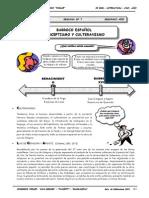 II BIM - LIT - 2do. Año - Guía 7 - Barroco Español