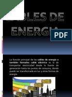 Cables de Energia