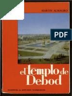 Book - Debod - El Templo de Debod - Almagro Martin