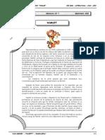 2do. Año - LIT - Guía 7 - Hamlet-
