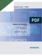 G120 Function Manual G120 Pt
