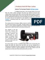 Younique Products 3D FIber Lashes
