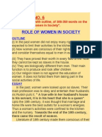 ba english modern essay notes English literature through translations 100 marks periodical essay formal essay familiar essay poetic prose (euphuism) prose of thought unit-iii.