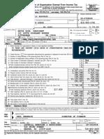2011/2012 Form 990