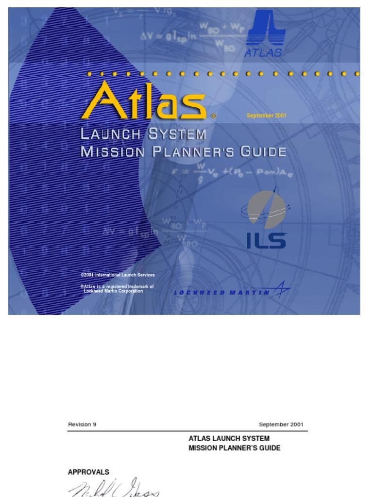 ILS Atlas IIAS - IIIA & B - V 400 & 500 Mission Planners Guide ...