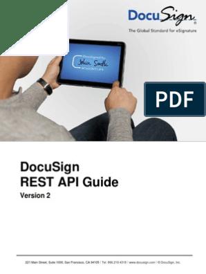 Rest API Guide v2   Representational State Transfer   Application
