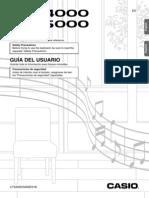 CTK4000_5000_esp Manual de Usuario