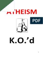 Atheism K.O.'d