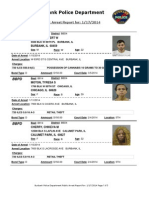 public arrest report for 1172014