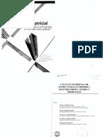 estructuras, calculo matricial de teoria y problemas (ramon argüelles, edit bellisco)1