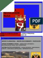 revolucion rusa 1º BH 12-13