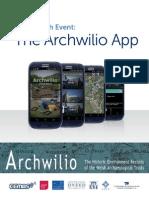 Archwilio Programme Eng