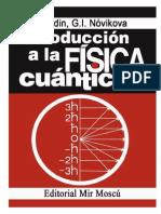 introducción a la física cuántica (editorial mir)