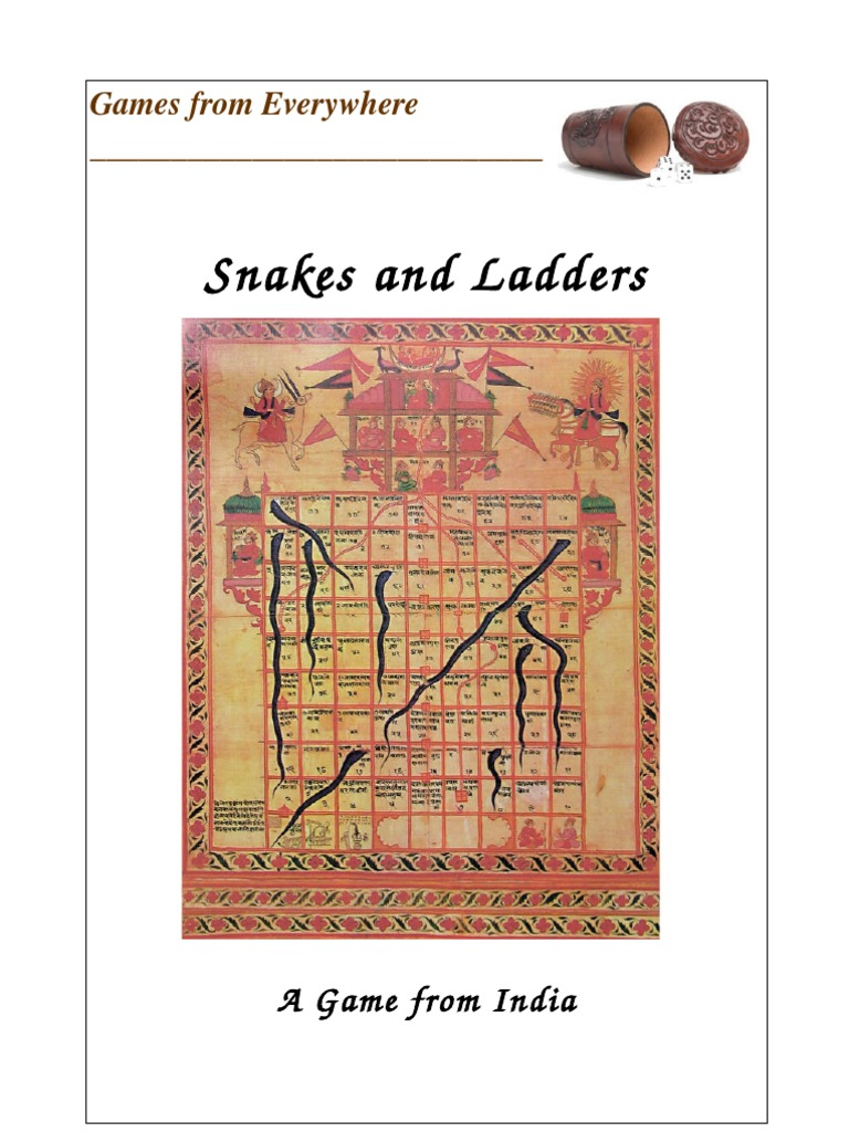 Snakes And Ladders History Rules Moksha Religious Belief And