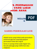 Karies Permukaan Gigi Yang Licin Pada Anak 1_1